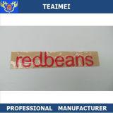 Distintivo di plastica dell'emblema dell'autoadesivo del corpo di automobile di Redbeans dei 2016 nuovi ABS