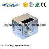 Cabeça quente do Galvo da estaca do laser do CO2 da alta qualidade Jd2207 da venda com Ce Cetificate