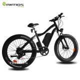 bici eléctrica del neumático gordo del motor 26inch del engranaje de 48V 1000W