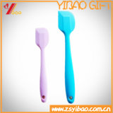 Vente en gros d'ustensiles de cuisine Creative Design Eco-Friendly Food Grade Silicone Spoon