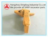 Sostenedor 60154444k del diente del compartimiento de Sany para el excavador hidráulico de Sany Sy115