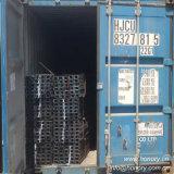 Manica d'acciaio dell'indicatore luminoso del materiale da costruzione dalla fabbrica di Tangshan (fascio di U)