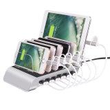 6つのポートUSB充満端末マルチチャネルの充電器