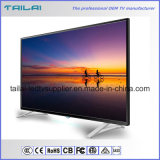 新しいデザイン壁に取り付けられた49 「等級のパネルのフラットスクリーンLED TV H. 264 265