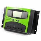 Light+Timer制御Ld50bを用いる12V/24V 50Aの太陽料金か排出のコントローラ