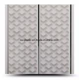 中国ホーム装飾的な25cmのための平らなPVCパネル