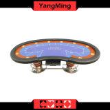 O casino dedicou a tabela do póquer de Texas do melhoramento da geração do feijão 2 para os jogos Ym-Tb013 do casino do póquer