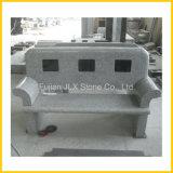 安い価格の屋外の石造りの庭の家具のベンチ
