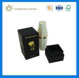 Gedruckt handgemachten Pappduftstoff-Kasten kundenspezifisch anfertigen (mit gestempelschnittener Einlage)