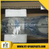 De pneumatische Actuators Vleugelklep van de Controle Voor het Mengen van Post