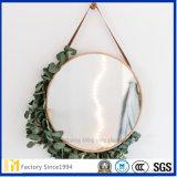 precio de aluminio 6m m Polished de la hoja del espejo de 3m m 4m m 5m m para la decoración