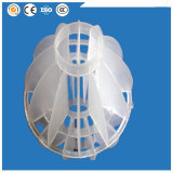 La fábrica de plástico mayorista Polyhedral bola hueca
