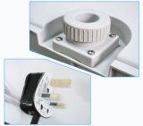 Ventilateur de refroidissement axial évaporatif portatif à télécommande grand avec l'étalage d'humidité