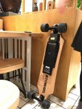 Planche à roulettes canadienne de professionnel d'érable