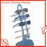 Het Dienblad van de Vertoning van Sunglass van de Tribune van de Vertoning van glazen