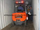 Forklift de Cpqd25 2.5ton LPG com chinês ou motor de Nissan