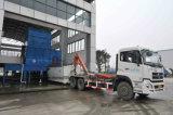 25 le bras de crochet lourd de capacité de T 6X4 Dongfeng tombent le camion d'ordures