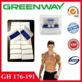 Wachstum-Steroid Hormon Qualität Rhgh Handhabung- am Boden176-191 für Bodybuilding