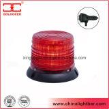 O diodo emissor de luz impermeável do aviso ilumina a carro da ambulância 12W o giro vermelho