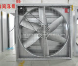 as aves domésticas 380V abrigam o exaustor da estufa do ventilador