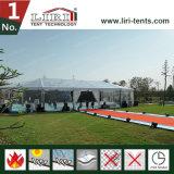 Подвижно сделайте шатер водостотьким структуры смешивания прозрачный для промотирования продукта