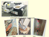 CD de Organische Printer van het Graniet van het Triplex van het Blad van het Ijzer van het Porselein van de Raad Rubber