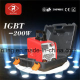 Lasser MMA IGBT met Plastic Geval (iGBT-140With160W)