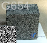 Pietra del nero del sesamo personalizzata G654