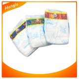 Pannolino respirabile personalizzato del bambino del cotone poco costoso di formato