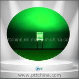 234 평면도 빨간 LED, 정연한 LED, 620-625nm, 400-600mcd