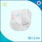 중국 고품질 Softcare 처분할 수 있는 아기 작은 접시 기저귀