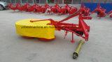 切断の草のための任意選択物質的なカバーが付いているPtoのドラム芝刈り機