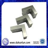Части CNC металла горячего сбывания нештатные подгонянные подвергли механической обработке точностью, котор