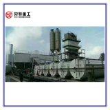 La mezcla caliente planta de mezcla del asfalto de 80 t/h con cose el motor