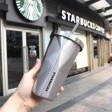 De nieuwe Mok van het Roestvrij staal van het Ontwerp Dubbele Muur Geïsoleerde Vacuüm Thermo voor Koffie (sh-SC05)