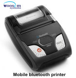De Woosim Wsp-R240 58mm mini Bluetooth imprimante thermique mobile de réception d'IOS