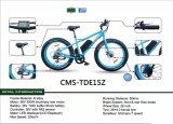 Aleación de aluminio de Cms-Tde15z plegable Ebike