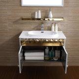 Мебель нержавеющей стали шкафа тщеты ванной комнаты гостиницы (T-081)
