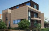 Dekorative Terrakotta-außenwand für Gebäude