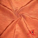 織物のための100%Polyester軽くて柔らかく明白な染まるファブリック