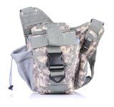 Táctico militar moda hombro impermeable en la cintura