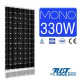 太陽熱発電所のためのセリウムCQC TUVの証明の高性能330Wのモノラル太陽電池パネル