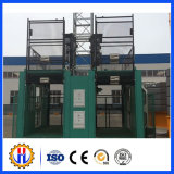 Alzamiento eléctrico del material de construcción del alzamiento de la construcción (SC-200)