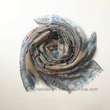 Preiswerter GroßhandelsGeometic gedruckter Polyester-Form-Schal (H7240)
