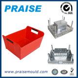Hortalizas de cajas de frutas cesta de plástico del molde