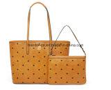 方法Tote Handbag多彩なPUの革安い女性