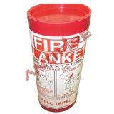 Couverture de feu de marque anti-incendie avec TUV et En Certify