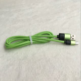 Buntes rundes Charger&Transfer Datenandroid-Kabel