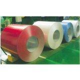 Aço galvanizado Prepainted (PPGI Ral3000)
