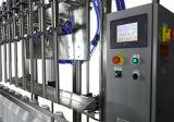 El llenado aséptico de la máquina de jugo leche máquina de embalaje etiquetado: máquinas